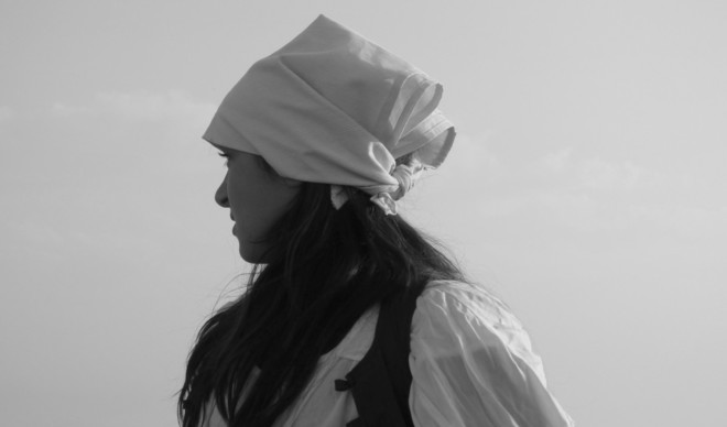Giada Falletti, attrice teatrale in Liguria