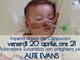 Veglie di preghiera per Alfie Evans di oggi e domani in Liguria