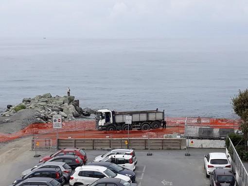 Al via i ripascimenti delle spiagge nel Municipio IX Levante