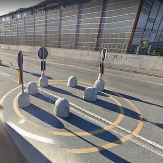 """La rotonda di via Polonio finalmente rispristinata. Cristina Lodi (Pd): """"Lo avevano chiesto i cittadini"""""""