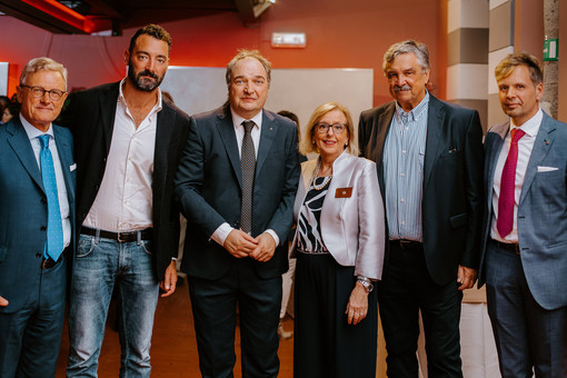 Rotary Club Genova San Giorgio: Programmati per Vincere