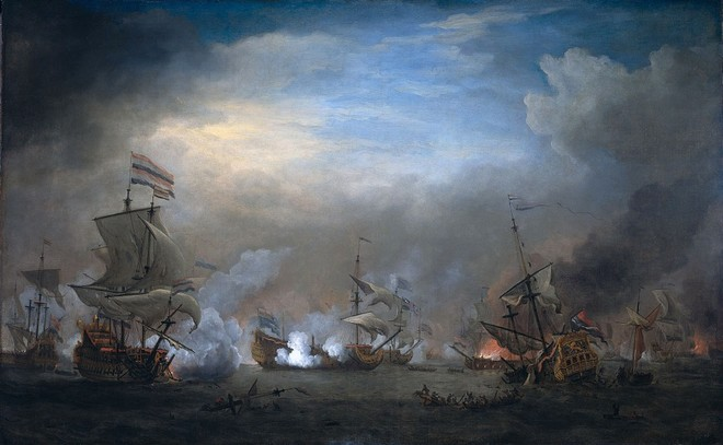 Gli otto illustri nemici della Repubblica di Genova su Palazzo Ducale (prima parte)