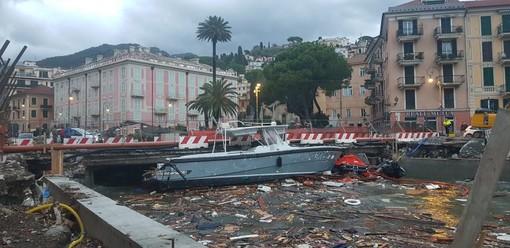 Mareggiata a Genova, anche molte società sportive fanno la conta dei danni
