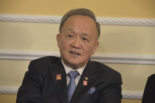 Rotary Genova: 95 anni nel segno della solidarietà, celebrati con il Presidente Gary Huang (VIDEO)