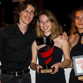 Pegli: Rebecca Clara Scarfò è la vincitrice del 'Fantastico Festival' (FOTO)