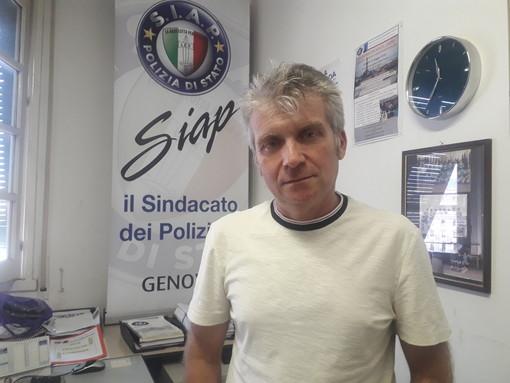 """SIAP, Traverso: """"Vicini al poliziotto della squadra volante della Questura di Genova rinviato a giudizio"""""""
