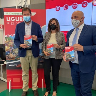"""Visitare la Liguria in treno: presentata la nuova collana """"I Regionali da Vivere"""""""