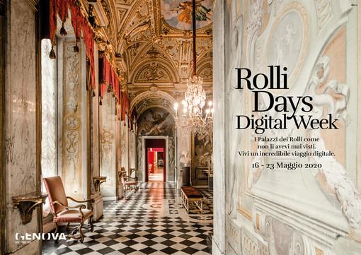 Rolli Days Digital Week: chiusura record con 1 milione e 50mila visualizzazioni