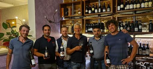 Simone Cerruti riconfermato Presidente della Bottega del Vino Moscato di Castiglione Tinella