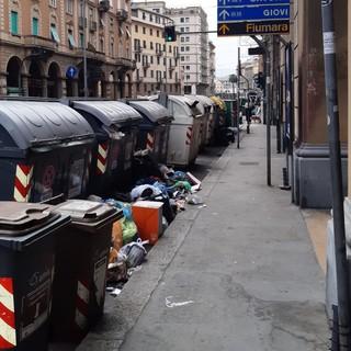 Sampierdarena chiede pulizia: tour della spazzatura e diretta streaming per trovare il modo di sconfiggere la sporcizia