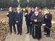 Commemorazione delle vittime di Covid-19 in Liguria al cimitero monumentale di Staglieno (FOTO e VIDEO)