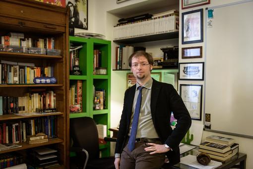 A scuola di scrittura in Municipio: l'incontro con Sergio Badino