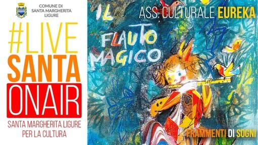 Santa Margherita Ligure: i videoburattini di Gino Balestrino per l'appuntamento con #livesanta on air