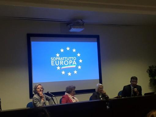 """""""Soprattutto Europa"""": percezioni, realtà e prospettive per Genova e i giovani"""