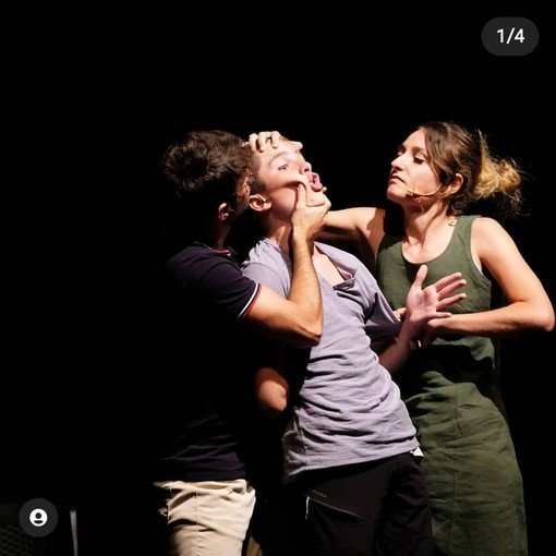 ScenaMadre tra i finalisti del premio In-box Verde con 'Tre', uno spettacolo dedicato alla famiglia