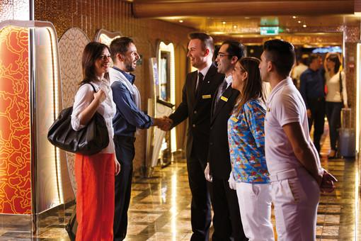Circa 300 assunzioni in arrivo da Costa Crociere per nuovo personale di bordo