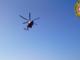 Cade nel bosco durante la notte, trasportato al San Martino in elicottero (VIDEO)