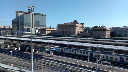 """Treni, sindacati al Comune: """"Mantenere manutenzioni di Brignole"""""""