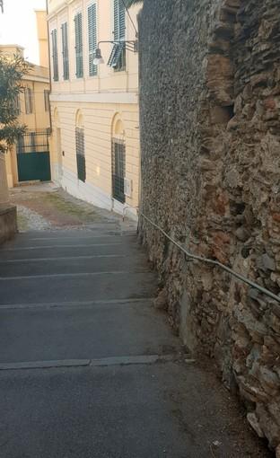 "Sampierdarena: eliminata la ""giungla urbana"" dalla zona alta"
