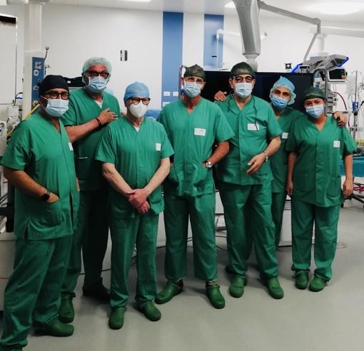 Ospedale San Martino: inaugurato il nuovo blocco operatorio con 10 sale