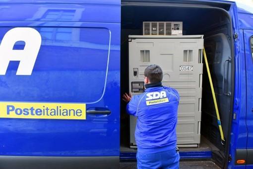 Poste italiane: in consegna a Genova 4.600 dosi di vaccino Moderna