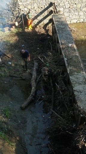 Santa Margherita Ligure: sono partiti gli interventi di pulizia ordinaria dei torrenti cittadini