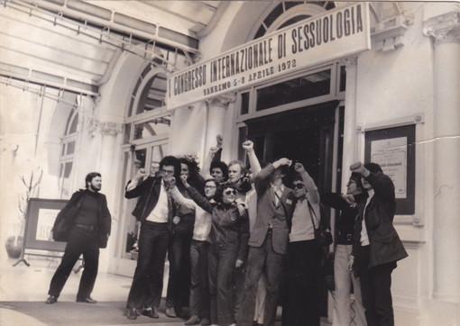 Il Congresso Internazionale di Sessuologia a Sanremo nel 1972