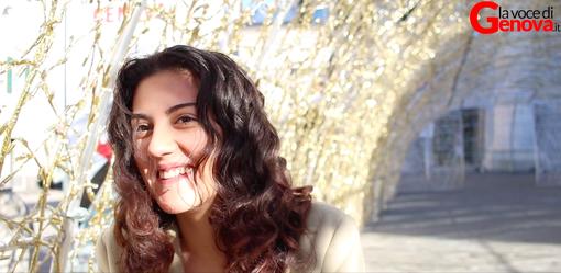 Dalla poesia alla musica, il giovane talento di Leyla El Abiri