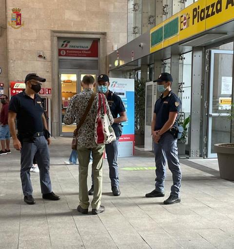 La Polizia Ferroviaria rintraccia e arresta a Genova Principe ricercato 42enne