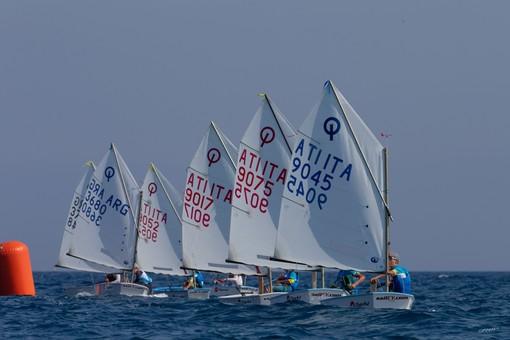 Trofeo Optimist Italia Kinder Joy of Moving: 253 scafi in acqua a Genova per il weekend del 16 e 17 ottobre,