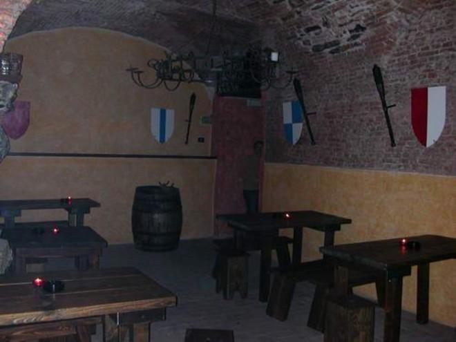 I fantasmi e le presenze della Taverna Storica degli Alabardieri di vicoli di Genova