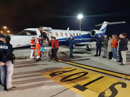 Tafida: è arrivata a Genova per essere curata al Gaslini