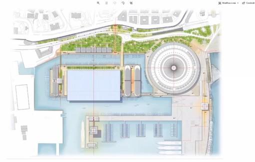 Presentato il progetto del Waterfront al Municipio VIII Medio Levante