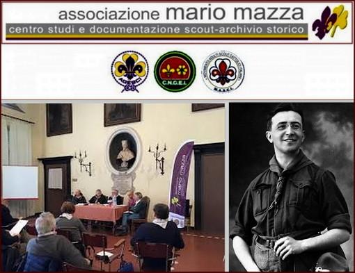 Scout: la targa a Genova in ricordo del fondatore Mario Mazza