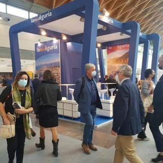 """Turismo, l'assessore regionale Berrino: """"Successo della Liguria al Ttg travel experience di Rimini"""""""