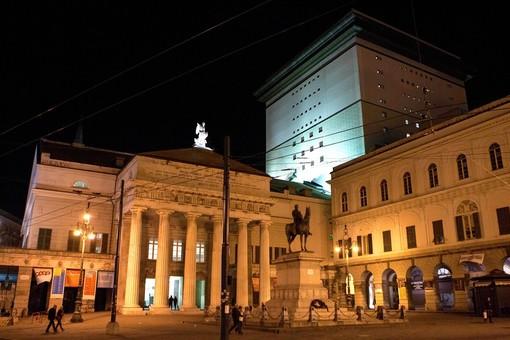Giornata dedicata a Cristoforo Colombo: la cerimonia al teatro Carlo Felice