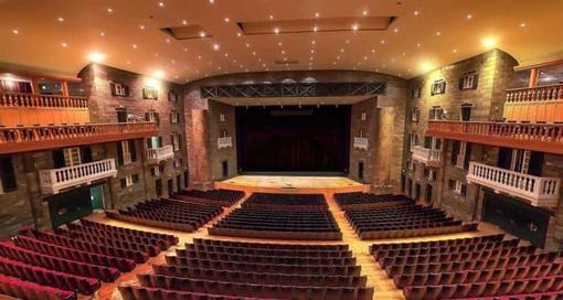 """""""Lo specchio segreto di Ipazia"""" al teatro nazionale di Genova"""