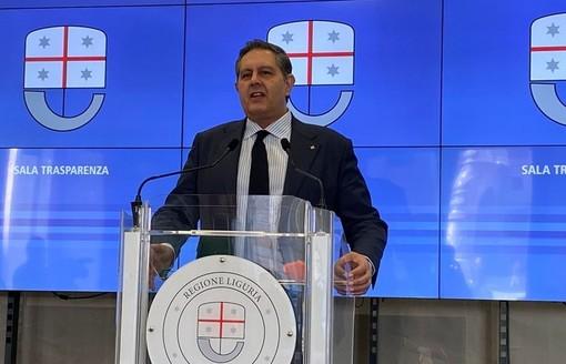 """Covid, Toti: """"Ripartenza dal 26 aprile coerente con i dati del nostro Paese"""""""