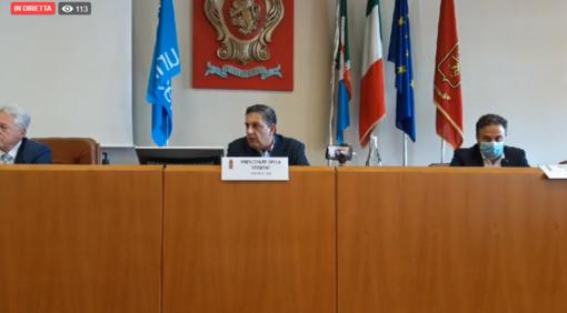 """Toti in diretta da Ventimiglia: """"Il Coronavirus è un nemico subdolo, ma non deve fermarsi la voglia di rinascere"""""""