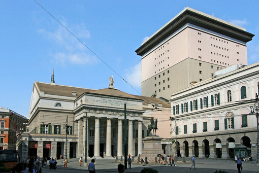 #musicalmenteinsieme: prosegue contro il coronavirus l'Opera online del Carlo Felice