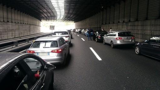 A12 Genova-Sestri Levante, chiuso nella notte il casello di Lavagna
