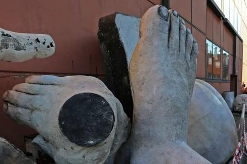 Luzzati andrà ai Luzzati: il totem sarà collocato nei giardini del centro storico