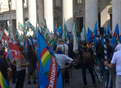 """Palombella (Uilm): """"Genova snodo fondamentale per rilancio industriale del Paese"""""""