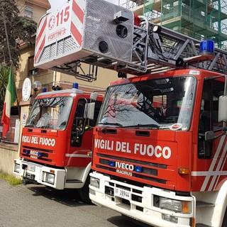 """Vigili del fuoco Genova e Tigullio, la denuncia Fp Cgil: """"Senza mensa e senza ticket"""""""
