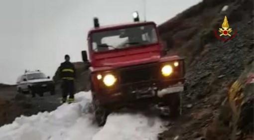 Escursionista disperso sul Monte Pennello: ritrovato grazie a WhatsApp