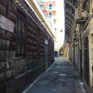 Interpellanza a Tursi per la riqualificazione di via Orsolino a Sampierdarena (FOTO)
