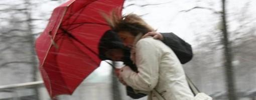 Vento forte a Genova: le disposizioni del Coc
