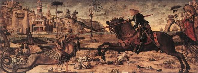 Genova, San Giorgio e il drago: una leggenda famosa in tutto il mondo