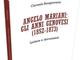 Uscito il volume 'Angelo Mariani: gli anni genovesi (1852-1873)' di Carmela Bongiovanni