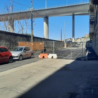 Il mistero di via del Campasso, l'unica ancora non riaperta dopo l'inaugurazione del Ponte San Giorgio